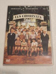 """DVD """"Les Choristes"""" Gérard Jugnot et François Berleand - Très bon état"""