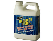 NEW DEI 040104 RADIATOR RELIEF COOLANT ADDITIVE CLEAR 32 OZ UP TO 30 DEGREE DROP