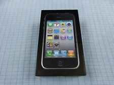 Apple iPhone 3GS 8GB Schwarz! Gebraucht! Ohne Simlock! TOP! OVP! RAR! #40
