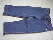 Damen Jeans 3/4 lang Gr 38 neu
