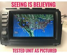 """""""AC604"""" 05 06 ACURA MDX Navgition LCD Display Screen Monitor OEM With Warranty"""