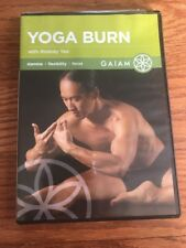 Rodney Yee - Yoga Burn (DVD, 2005)
