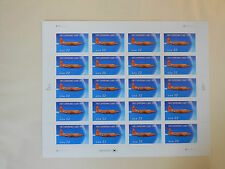 Scott #3173 First Supersonic Flight US Stamps sheet, 20@32c, MNH, 1997, USPS