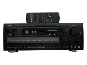 TEAC Stereo AG-V8060 Audio/Video Surround Receiver