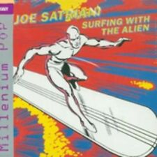 Joe Satriani - Surfing with Alien [New CD]