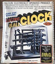 Nos Sealed Electric Arrow Ball Clock Kit 1978