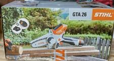 BRAND NEW IN BOX NIB - STIHL - GTA 26 HAND CHAINSAW PRUNER SOLD OUT!