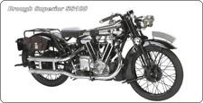 "11"" X 5""  BROUGH SUPERIOR SS100 - METAL SIGN - MOTORCYCLE MOTORBIKE BIKE 235"
