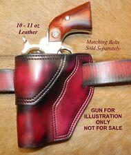 Gary Cs Avenger Left Hand Owb Holster Ruger New Model Vaquero 3 34 Leather