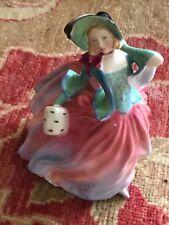 Royal Doulton Porcelain Autumn Breezes Figurine Hn11911 On Sale