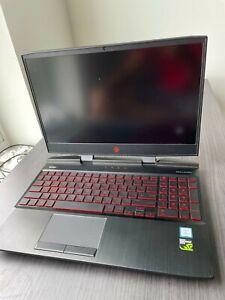 HP OMEN 15-dc0045nr | i7-8750H | 1070 Max-Q | 32 GB | 144 HZ | 512 GB NVMe