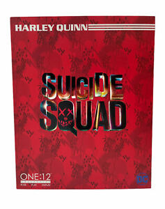 ONE:12 COLLECTIVE Suicide Squad Harley Quinn Action Figure