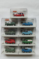Brekina Austin Mini Van verschiedenen Ausführungen - ansehen
