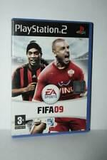 FIFA 09 + DISCO FIFA 2003 GIOCO USATO BUONO PS2 VERSIONE ITALIANA MG1 55313