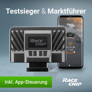 Chiptuning RaceChip Ultimate mit App für Audi TT (8S) 2.0 TTS 310PS 228kW