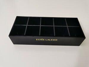 Estee Lauder Make Up Lipstick Tray Stand Holder Organizer(lipsticks not included