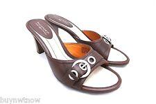 Rockport Dynamic Suspension Womens Sandals Brown Leather 6.5M EUC  Sandals