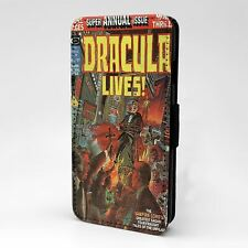 For Apple iPod Touch Flip Case Cover Dracula Vampire Lords - T1879