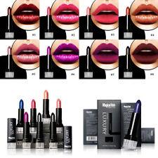 Neuf Maquillage Rouge à Lèvres Crayon Mat Velvet Gloss Liquide Lips Long Lasting
