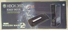 """XBOX 360 CADDY HARD DISK CUSTODIA SUPPORTO PER HD 2,5"""" NERO LIMITED EDITION KIT"""