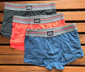 Jockey Men's USA Originals Short Trunk (3 Pack) - Small - 17302913-456