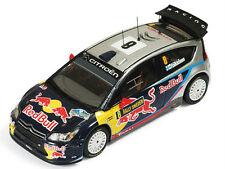 Ixo Models 1:43 RAM 409 Citroen C4 WRC #8 3rd Rally Sweden 2010 NEW