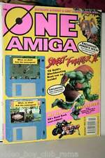 RIVISTA ONE AMIGA MAGAZINE NOVEMBRE 1992 USATA BUONO ED INGLESE FR1 37351