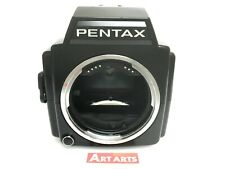 【 EXCELLENT++++ 】 Pentax 645 Film Camera Body No Grip + 120 Film Back from JAPAN