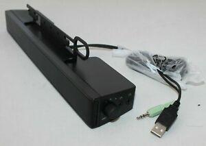 HP LCD SPEAKER BAR NQ576AA. SPEAKER BAR per PC