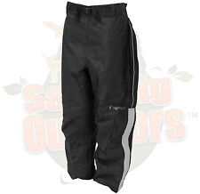 S SM  Frog Frogg Toggs Toad Skin Toadskinz Reflective Motorcycle Rain Pants