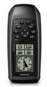 NEW! Garmin handheld GPS 73  with garmin sail assist