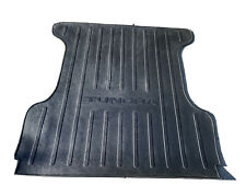 Toyota Tundra Crew Max 2007 - 2017 5.5' Short Bed Rubber Mat - OEM NEW!