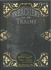 PROFESSOR PUGNACIOUS TREACHERY ON THE TRAINS EXP BRAND NEW & SEALED CLEARANCE!!