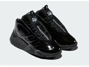 Adidas Originals Alexander Wang Futureshell Shoes Size Men's 6.5 Black Unisex