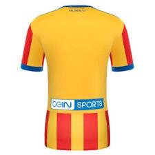 Camisetas de fútbol de clubes españoles 2ª equipación para hombres naranjas