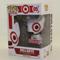Funko POP! Ad Icons - Target Vinyl Figure - BULLSEYE #05 (Exclusive) *NM BOX*