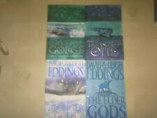David Eddings The Dreamers x4 Complete Set