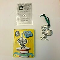 Vintage Thing 1 Having A Ball Cat In The Hat Dr. Seuss Movie Merch Silver Plated