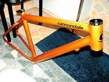 Cannondale CAAD4 Hardtail Frame - Large Size! --Acura NSX Imola Pearl Orange!--