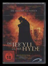 DVD DR. JEKYLL AND MR. HYDE - DIE LEGENDE IST ZURÜCK - FSK 18 - TONY TODD * NEU