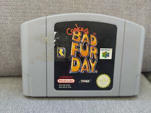 Conker's Bad Fur Day (Nintendo 64, 2001)
