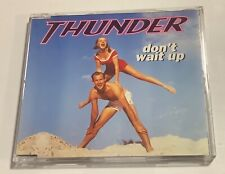 THUNDER Don't Wait Up CD 1996 Japan VICP-15066