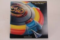 Electric Light Orchestra Out of the Blue JET DP 400 Its over Vinyl Schallplatte