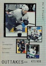 2005-06 Be A Player Outtakes #OT49 Ed Jovanovski /499