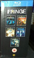 The Complete Series Fringe Season One To Five Cofanetto Blu-Ray