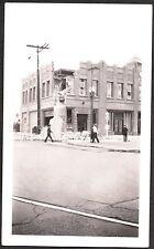 1933 COMPTON LONG BEACH CALIFORNIA EARTHQUAKE SOUTHEAST BUILDING & LOAN PHOTO