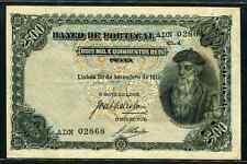 Portugal 1910, 2 1/2 Mil Reis,  P107, VF+