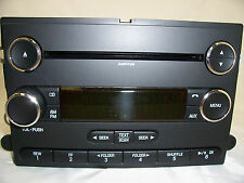 FORD AM/FM/CD/MP3 AUDIOPHILE 2008 FREESTYLE / TAURUS X 8F9T18C869FW