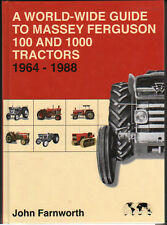 Book: Massey Ferguson 100 and 1000 tractors 1964-1988