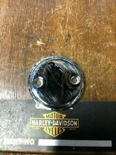 Harley-Davidson FLATHEAD 45 TIN PRIMARY INSPECTION COVER HD NO PACKET 2 BOX9
